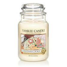 Yankee Candle Classic Housewarmer Large, Christmas Cookie, Scented Candle, Ro...