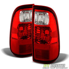 2008-2016 Ford F250/F350/F450/F550 Super Duty Tail Lights Left+Right Replacement