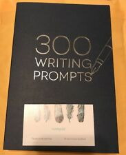 300 WRITING PROMPTS  BRAND NEW! - The Real Thing!! Piccadilly!! FREE SHIPPING!!!