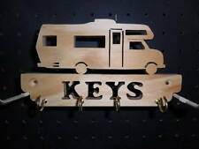 RV Class C motor home Key holder (wood)