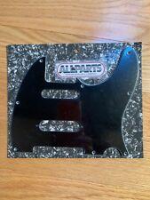 Telecaster Guitar AllParts - Pickguard, Black, NEW