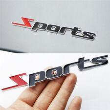 Universal deportes coche estilo 3D pegatinas coche decoración pegatinas