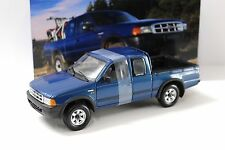1:18 Action ford ranger pick-up Blue dealer New en Premium-modelcars