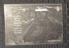 QUICKSILVER Avalon Ballroom 6.5x4.75 Family Dog Concert Post Card FVF 7.0