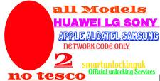 O2 UK HUAWEI P SMART Y6 P30 LITE NOVA 5T MATE 20 X HONOR 10  LITE UNLOCK CODE
