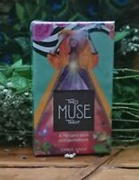 The Muse Tarot A 78-Card Deck and Guidebook by Chris-Anne 9781401958329