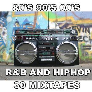 4 gb usb flash drive 30 Old School MIXTAPES  MP3 Music