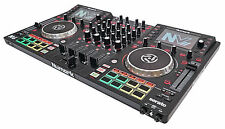 Numark NV II-RB Dual Display DJ Controller 4-decks of Serato DJ software NV2