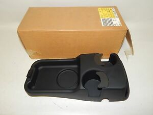 New OEM 2000-2003 Ford Taurus Mercury Sable Center Console Tray Cup Holder Black