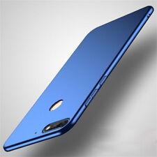 For Huawei Y9 Y7 Y5 Y6 Pro 2019 Shockproof Slim Hard Plain Back Case Cover Skin