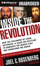INSIDE THE REVOLUTION unabridged audio book on CD by JOEL C. ROSENBERG Brand New