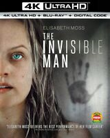 The Invisible Man [New 4K UHD Blu-ray] With Blu-Ray, 4K Mastering, Dig