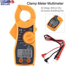 Digital Ammeter Voltmeter Ohmmeter Multimeter Volt Ac Tester Meter Vom Tester Us