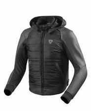 REV'IT Blake Motorcycle Jacket Mens Black   Rev it Revit - Size 52