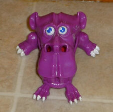 Vintage 1986 Ghostbusters Purple Mini Traps Ghost