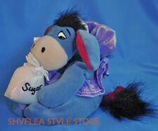 Sugar Plum Fairy EEYORE Disney Mini Bean Bag Toy Plush Christmas Pooh Bear Buddy