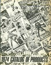 Dynapubs 1974 Catalog of Products – Flashback reprints