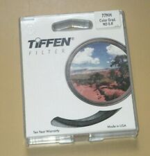 TIFFEN 77MM COLOR GRADUATED NEUTRAL DENSITY 0.6 FILTER (USED) *SHIPS FREE*