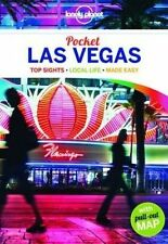 NEW Lonely Planet Pocket Las Vegas (Travel Guide) by Lonely Planet