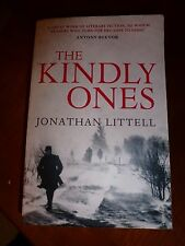 """""""THE KINDLY ONES"""" JONATHAN LITTELL"""