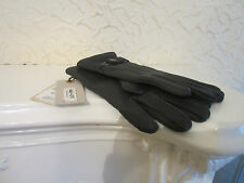 NN.07 Leather/Wool-Blend-Lined Gloves