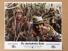 Scharlachroten Reiter (Kinoaushangfoto ´54) George Bancroft / Cecile B. de Mille