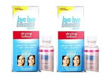 BYE BYE BLEMISH for Acne DRYING Lotion Spot Treatment (2 PACKS)