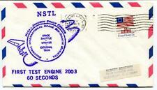 1978 NSTL NASA Johson Space Center Shuttle Orbiter External Tank First Test USA