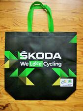 """Sac Cabas""""SKODA-We love Cycling""""Tour de France 2021 cyclisme caravane collection"""