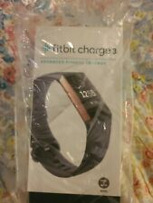 Fitbit Charge 3 advance Fitness tracker Rose Gold
