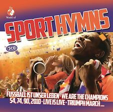 CD Sport Hymns d'Artistes divers 2CDs