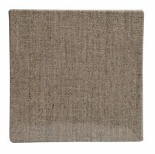 Pebeo 10 x 10 cm Natural Linen Canvas Boards, Pack of 3