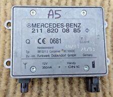 Mercedes W211 E Class Bluetooth Control Unit Module ECU 2118200885 W219 CLS