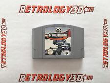 F1 World Grand Prix > Nintendo 64 (N64) > En Loose > PAL FR