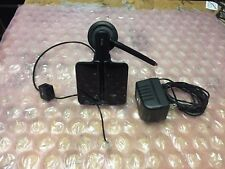Plantronics CS540 Wireless DECT Headset System Complete w/ PWR + Connect Cord
