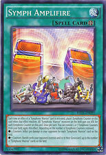 3x Yugioh RATE-EN092 Symph Amplifire Unlimited Edition Common Card