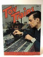 1953 Toy Trains Magazine