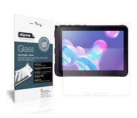 2x Schutzfolie für Samsung Galaxy Tab Active Pro 10.1 matt - Anti-Shock 9H Folie