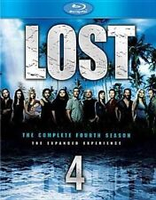 Lost Complete Fourth Season 0786936769432 With Jorge Garcia Blu-ray Region a