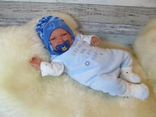 ninisingen Reborn Baby Reallife Joon reborn Puppe Babypuppe Rebornbaby ca.45 cm