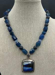 Barse Haven Necklace- Sterling Silver- NWT