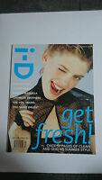 iD Magazine,Raina,No166/July 1997 Mint.