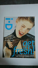 iD Magazine,Raina,No166/July 1997 Mint.