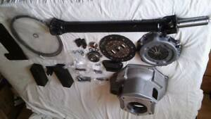 ford typed 9 5 speed gear box kit mg midget and kit cars and  morris minor