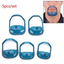 5Pcs Beard Styling Tools for Men Fashion Goatee Shaping Template Beard ShaviES