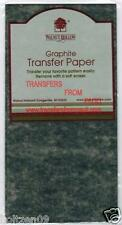 "Walnut Hollow Graphite Transfer Paper 12""x24"" sheet"