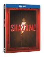 Shazam! Limited Edition Steelbook 1-Disc Blu Ray