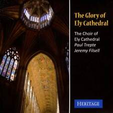 [BRAND NEW] CD: THE GLORY OF ELY CATHEDRAL