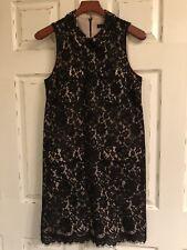 J Crew Lace 4 Pockets Dress Sz 8