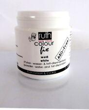 Lebensmittelfarbe Spezial, Weiß-Pulver, fettlöslich, 9580, Ruth, 50g
